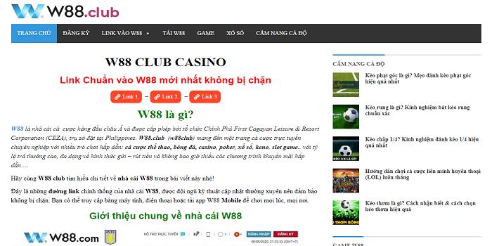 w88 club